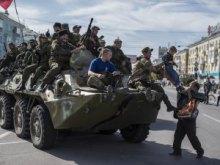 Підстав для занепокоєння немає: ''Народна міліція'' ЛНР визнала, що проводить військові навчання