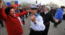 В Крыму местные жители не поддерживают ''русский мир'', а все что говорят в РФ – это ''картинка пропаганды''