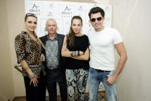 Александр Прогнимак отпраздновал День Рождения Культурно-просветительского центра ''Alex Art House''