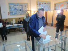 Эдуард Гурвиц: использование админресурса ставит объективность выборов под сомнение (ФОТО)