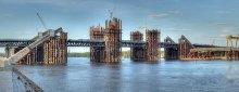 Заморожено строительство Подольско-Воскресенский моста