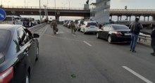 ''Террорист'' на мосту Метро: плюс Авакову и брошенная тень на ветеранов АТО