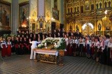 У Львові відбувся 8-й фестиваль духовної хорової музики ''Великодні дзвони'' 2012