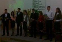 На Хотинщине адвентистская молодежь презентовала ''Музей Божьих чудес''