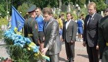 У Львові відзначили Свято Героїв та 150-річчя від дня перепоховання Тараса Шевченка