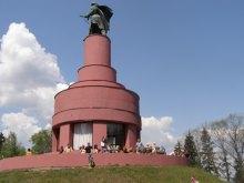 Спікер нагородив коштовним годинником. А його – журналом ''Музеї України''!