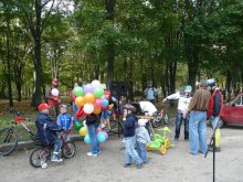 ''УДАР'' – за дитячий велоспорт