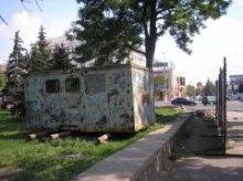 У Луганьску намагаються захопити частину парку