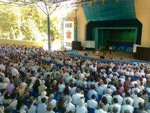В Чернівцях відбувся черговий християнський конгрес