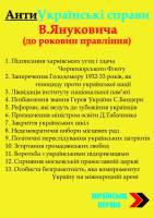 ''Бомбіческі'' роковини Януковича у Тернополі