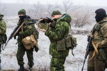 ОБСЄ підтвердила інформацію проукранського підпілля щодо активних навчань бойовиків на Луганщині