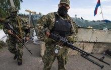 На Луганщині зафіксована передислокація живої сили і техніки бойовиків