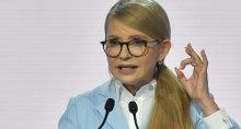 После того, как Тимошенко дошла до своего потолка, все окончательно остановилось