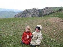Детский поход по Крыму 1-10 мая 2008 года