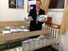 В Черновцах на день города адвентисты приготовили подарки