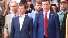 Ляшко подружился с соратником Януковича Киваловым