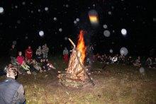 ''Джура-2011, Холодний Яр'' випробувала юнаків і дівчат на мужність і витривалість