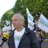Лидер партии ''Зеленые'' А. Прогнимак: ''Мы запретим ГМО, превращающее украинцев в мутантов''