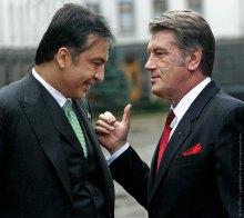 Сколько нужно грузин, чтобы Ющенко остался президентом?
