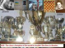 БУДУЩЕЕ УКРАИНЫ! КАКОЕ ОНО? В Украине заживо ГНИЁТ пятикратная чемпионка мира...Ей СРОЧНО НУЖНА ПОМОЩЬ...ей всего 36 лет...