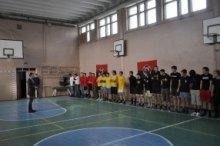 Вшанування Героїв Крут завершилися футбольним турніром