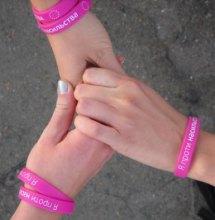 Бить или не бить?! Малиновые браслеты в подарок за мир в Вашем доме.