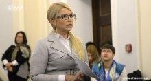 Тимошенко прошла путь от ''я уже президент, соцопросы подтверждают это'' до ''не верьте этим соцопросам''