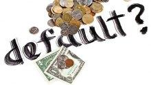Дефолт в країні цілком можливий, якщо наша влада не припинить пиляти кредити і ділити потоки